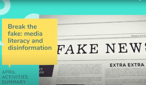 progetto eTwinning sulle fake news